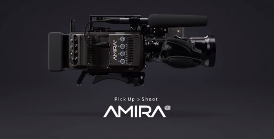 NUEVA CÁMARA ARRI AMIRA <br/> The new documentary-style camera