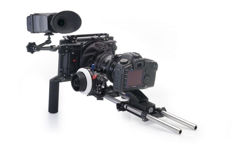 Nuevos accesorios profesionales para cámara ARRI PCA