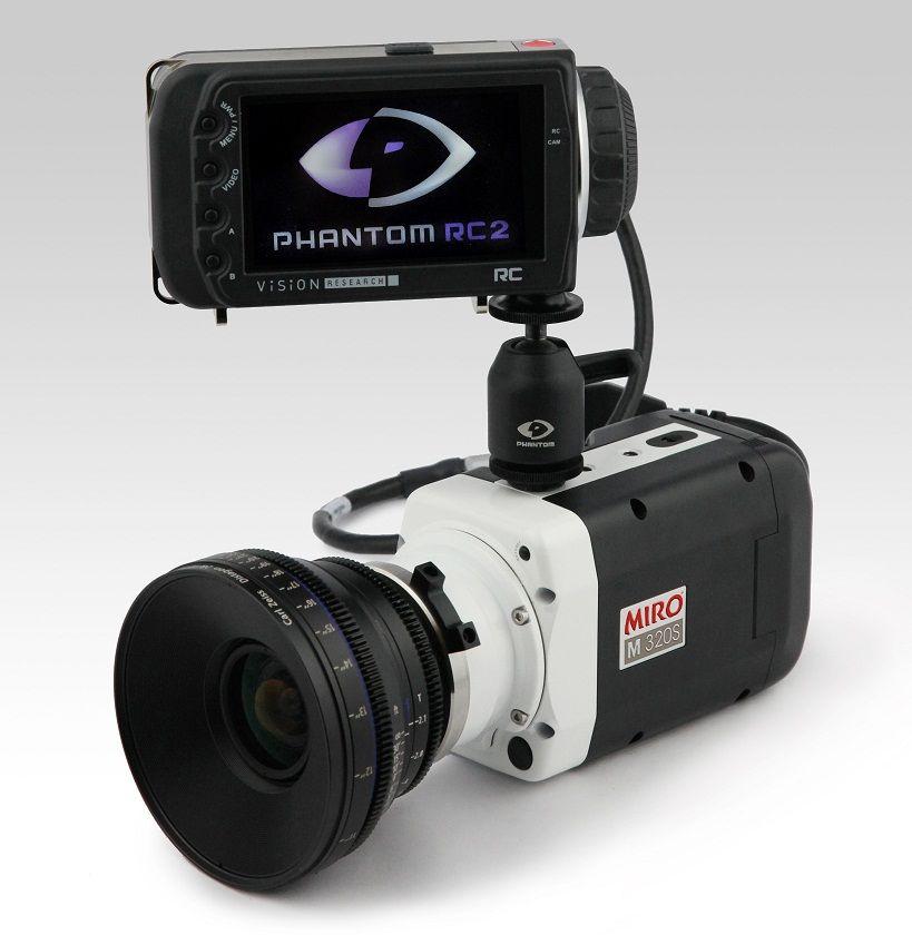 Video Cine Import - Vision Research Introduce la versátil Cámara ...