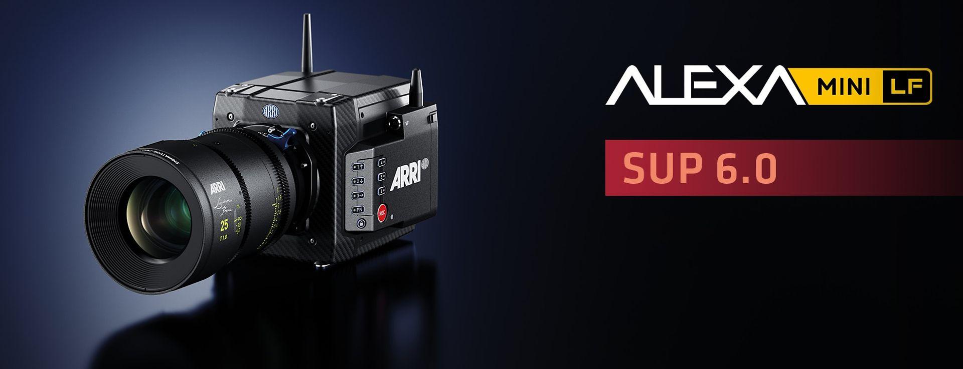 Nuevo Software para Alexa Mini LF